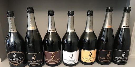 Billecart-Salmon Champagne Tasting & Pairing!