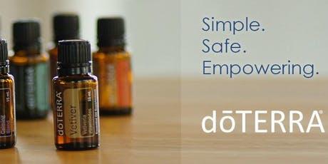 Essential Oils tickets