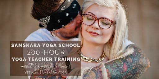 Yoga Teacher Training at Samskara Yoga & Healing | INFO SESSION/ FREE CLASs