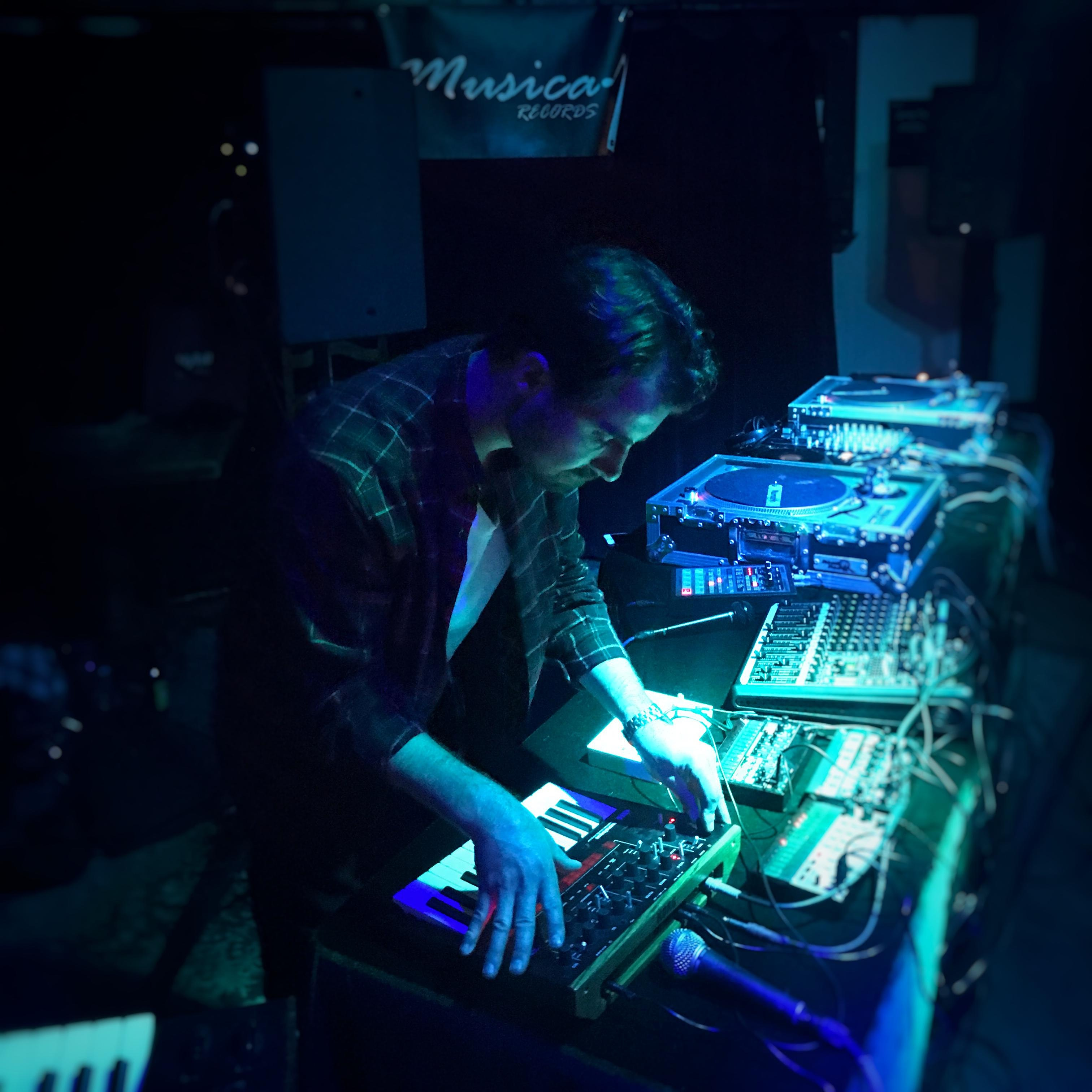 Musica Records House Afro Soul DJ Showcase