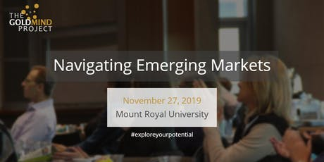 Navigating Emerging Markets tickets