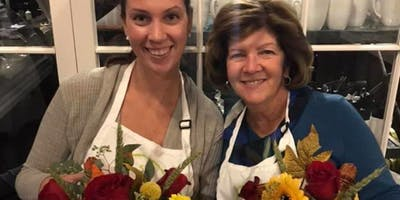 Fall Blooms and Brews at Dacha with Alice's Table