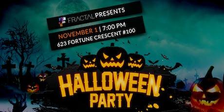 Fractal Fright Night tickets