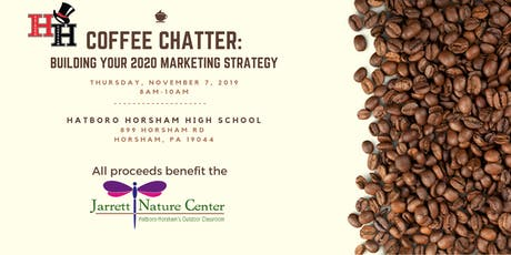 "Coffee Chatter: Build Your 2020 Marketing Strategy and ""Nurture"" HHSD'S JNC tickets"