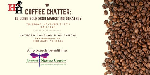 "Coffee Chatter: Build Your 2020 Marketing Strategy and ""Nurture"" HHSD'S JNC"
