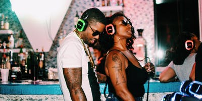 "SILENT PARTY TAMPA ""SUMMER WALKER, USHER, CHRIS BROWN R&B VIBES"""