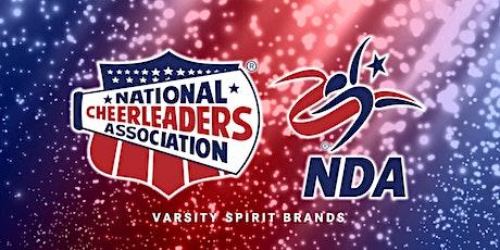NCA & NDA Wildcard and Wildcard D2 Classic tickets