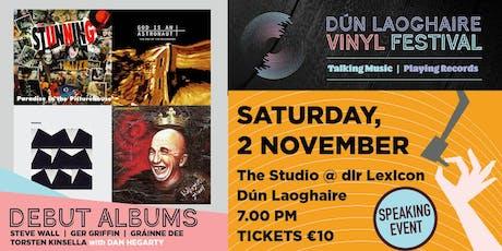 DEBUT IRISH ALBUMS tickets