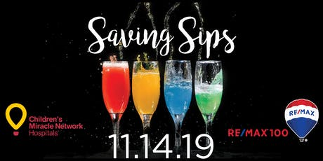 Saving Sips-A Progressive Happy Hour to Benefit Children's Miracle Network tickets
