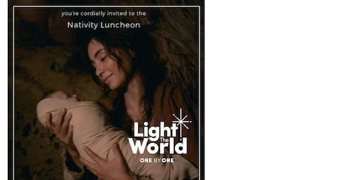 Nativity Luncheon - Light the World
