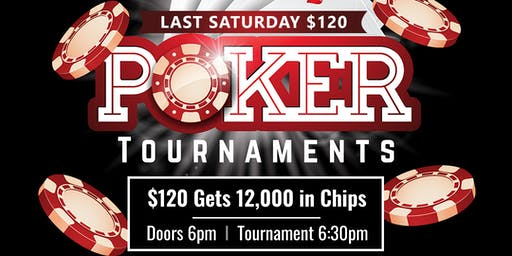 Last Saturday Poker Tournament
