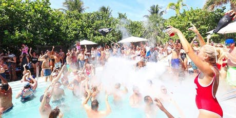 POOL PARTY MIAMI BEACH  tickets
