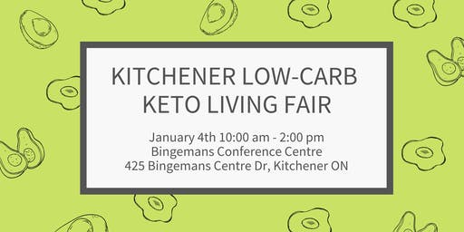 The Kitchener Low-Carb Keto Living Fair