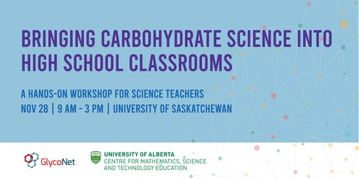 Bringing Carbohydrate Science into High School Classrooms