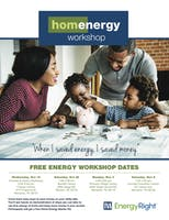 TVA Memphis Free Home Energy Workshop