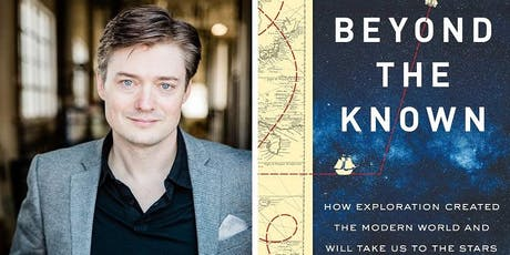Andrew Rader on Beyond the Known tickets