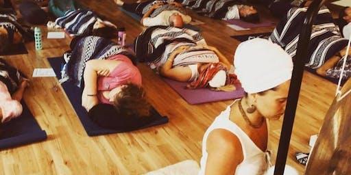 Gong Restorative Sound Healing