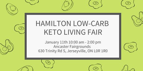 The Hamilton Low-Carb Keto Living Fair tickets