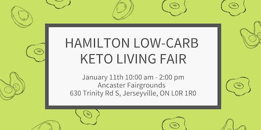 The Hamilton Low-Carb Keto Living Fair
