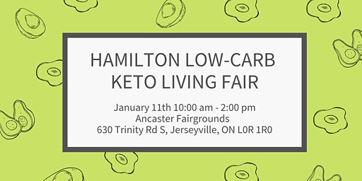 The Hamilton Low-Carb Keto Living Fair