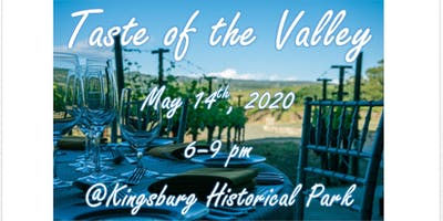 KC Kids - Taste of the Valley 2020