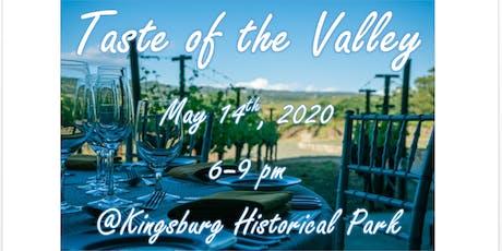 KC Kids - Taste of the Valley 2020 tickets