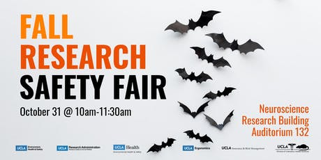 UCLA Fall Research Safety Fair tickets
