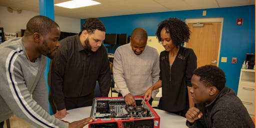 Tuition- Free Tech Training and Job Placement!