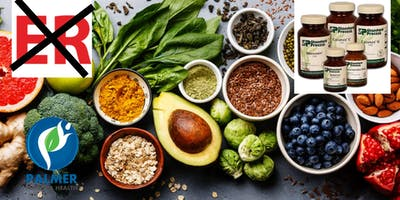 STOP the ER Trips: Nutrition for Common Ailments Webinar