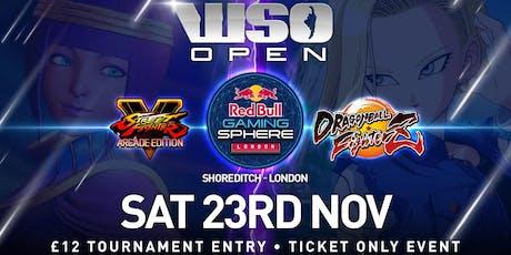 WinnerStaysOn Open November at Red Bull Gaming Sphere tickets