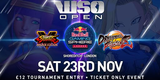 WinnerStaysOn Open November at Red Bull Gaming Sphere