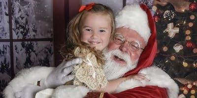 A Christmas Tea with Santa