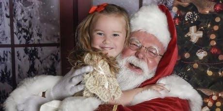 A Christmas Tea with Santa tickets