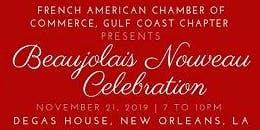 2019 FACC-GC Beaujolais Nouveau Celebration