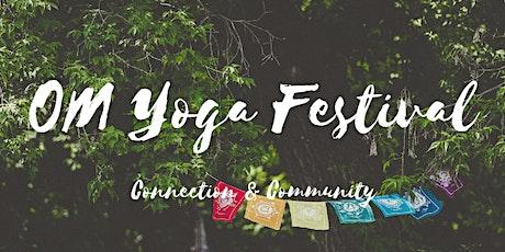 OM Yoga Festival tickets