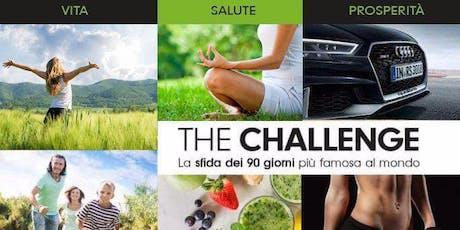 Group Challenge Party La Spezia biglietti
