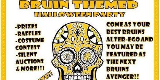 Bruins Avengers Halloween Party!