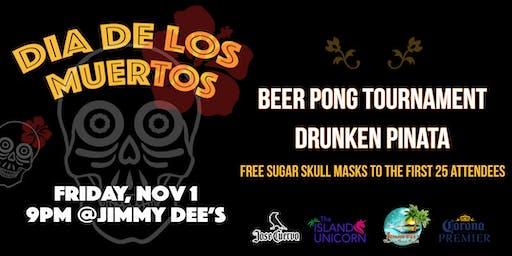 Dia De Los Muertos @Jimmy Dee's
