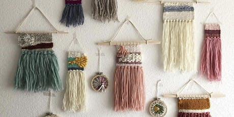 Weaving Basics tickets