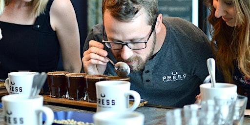 Coffee 101 - The Roastery