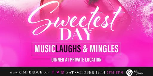 Sweetest Day - MusicLaughs & Mingles DINNER INCLUDED