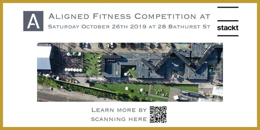 Aligned Fitness Competition @ Stackt!