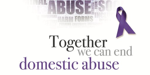 Domestic Violence Awareness Month-Purple Power for Peace Haircut Day