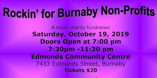 Rockin' for Burnaby Non Profits