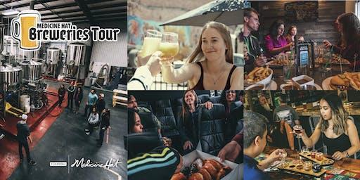 Medicine Hat Breweries Tour