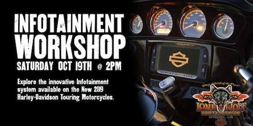 Harley-Davidson Infotainment Workshop