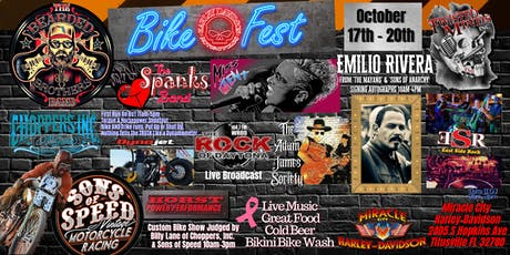 Bike Fest at Miracle City Harley-Davidson tickets