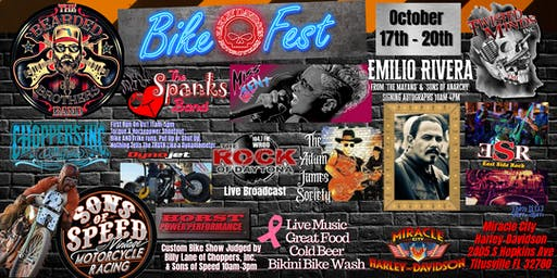 Bike Fest at Miracle City Harley-Davidson