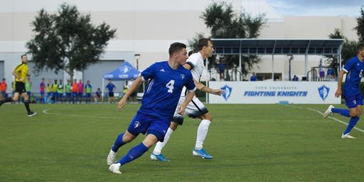 Lynn University Men's Soccer vs University of Tampa