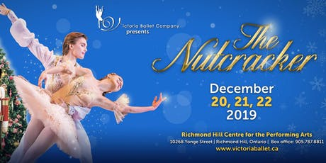 The Nutcracker by Victoria Ballet Company  tickets
